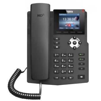 عکس تلفن تحت شبکه فنویل مدل X3SP Fanvil X3SP IP Phone تلفن-تحت-شبکه-فنویل-مدل-x3sp
