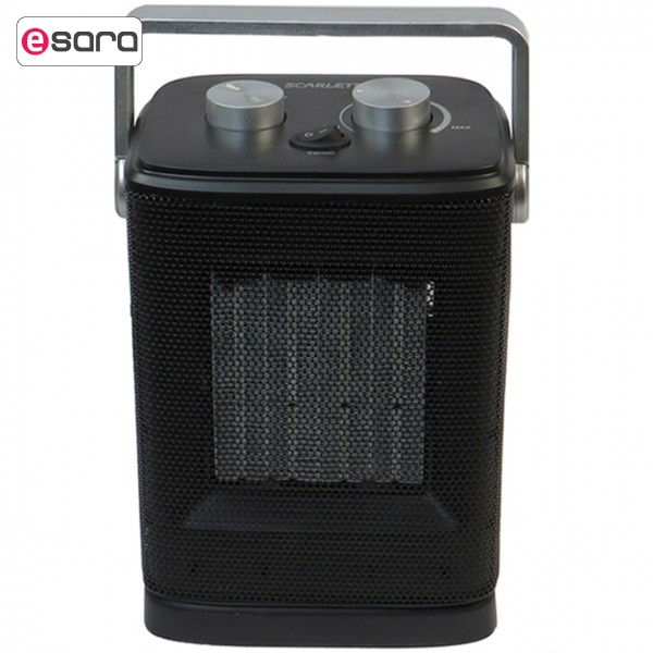 هیتر برقی اسکارلت مدل SC FH53K03 | scarlett SC FH53K03 Fan Heater