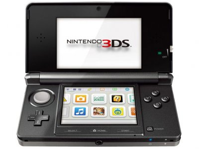 main images نینتندو Nintendo 3DS