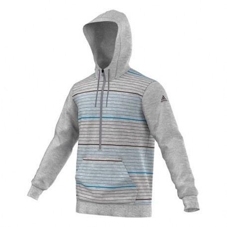 هودی مردانه آدیداس هاف زیپ Adidas Half-Zip Hoodie M67475