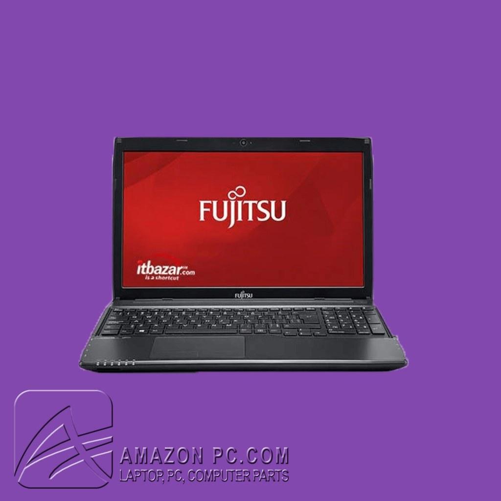 تصویر لپ تاپ فوجیتسو Lifebook A544 i3-4-500-Intel Fujitsu Laptop