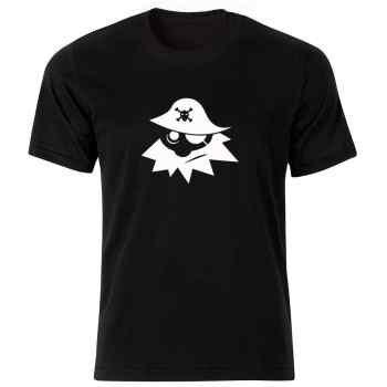 تیشرت مردانه طرح دزد دریایی کد 36101