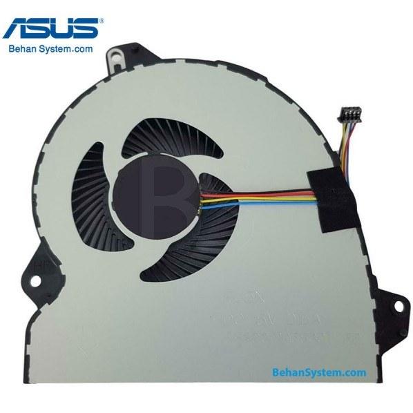 تصویر فن پردازنده لپ تاپ ASUS مدل GL753 چهار سیم / DC05V
