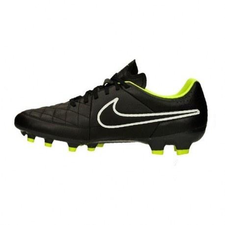کفش فوتبال نایک تمپو جنیو چرمی Nike Tiempo Genio Leather FG 631282-017