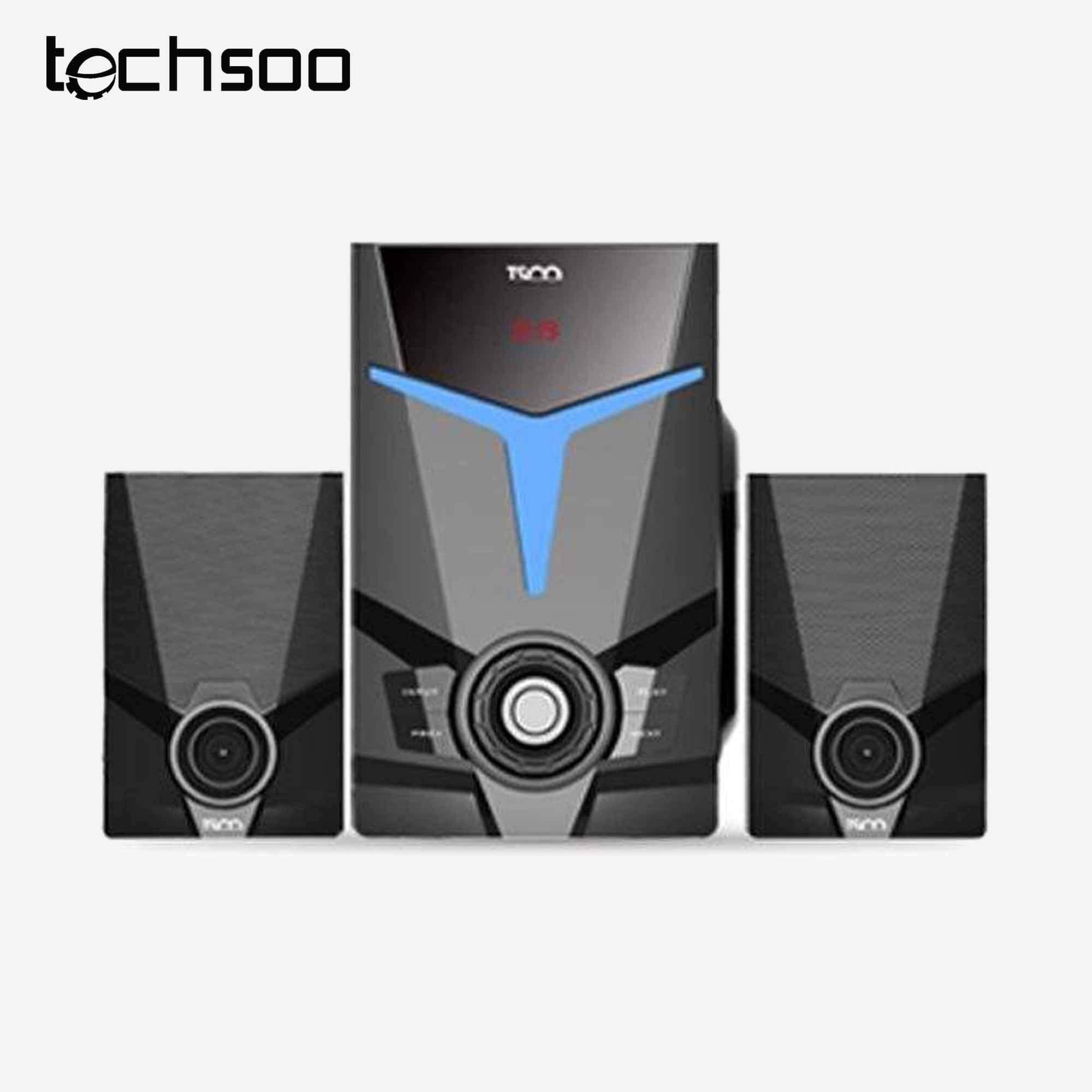 تصویر پخش کننده خانگی تسکو مدل TS 2193 Tsco TS 2193 Home Media Player
