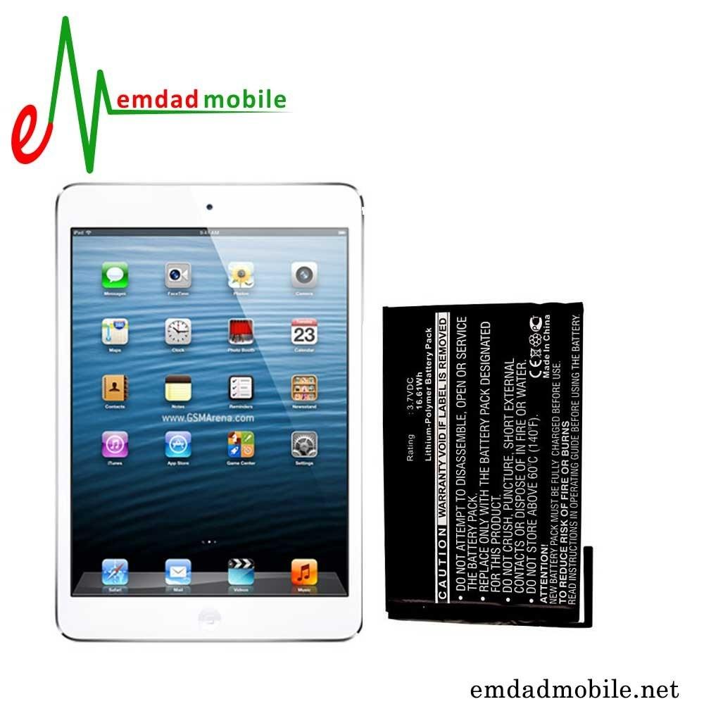 تصویر باتری اصلی آیپد Apple iPad mini Wi-Fi