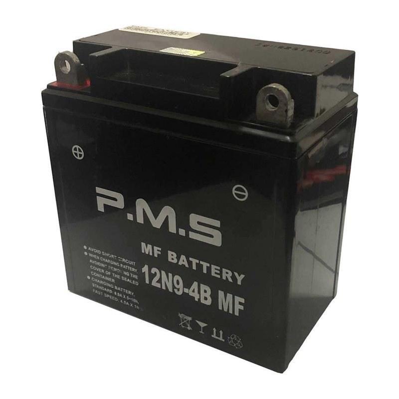 باتری موتور سیکلت پی ام اس مدل 12V9Ah مناسب برای پالس و آپاچی