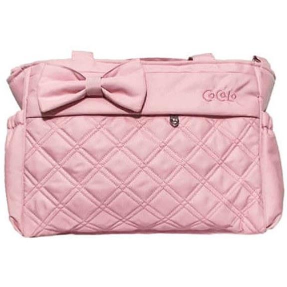 تصویر ساک لوازم مادر و کودک كوكالو طرح پاپيونی Cocalo Baby accessories bag code:80101