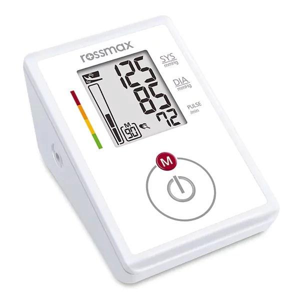 تصویر فشارسنج بازویی رزمکس مدل CH155f Rossmax CH155F Blood Pressure Monitor