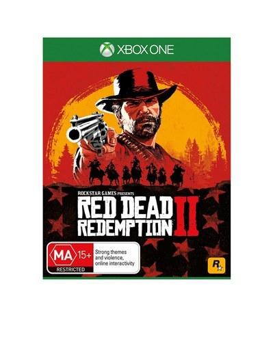 تصویر خرید بازی Red Dead Redemption 2 - ایکس باکس وان Red Dead Redemption 2 - Xbox One