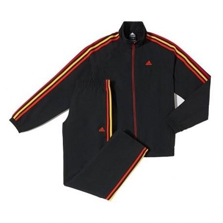 ست گرمکن و شلوار آدیداس اسنشالز3 استرایپس ترک سوئیت Adidas Essentials 3-Stripes Track Suit M67792