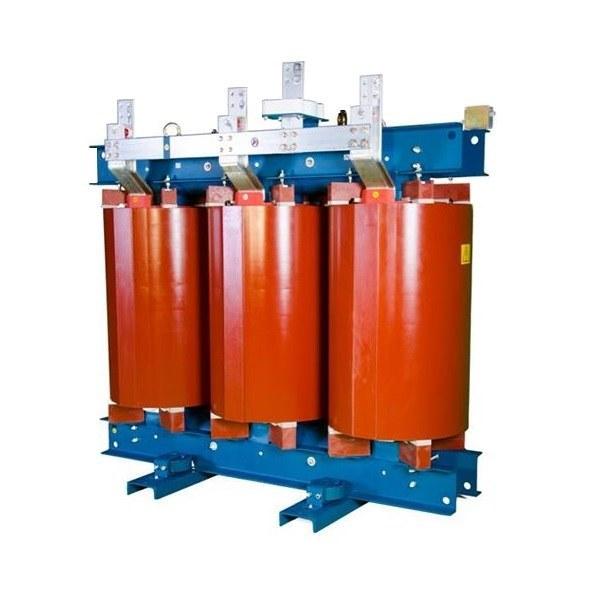 تصویر ترانسفورماتور خشک رزینی سه فاز ۱۰۰۰KVA نرمال ردیف ۲۰KV Cast Resin Transformer Model 1000KVA