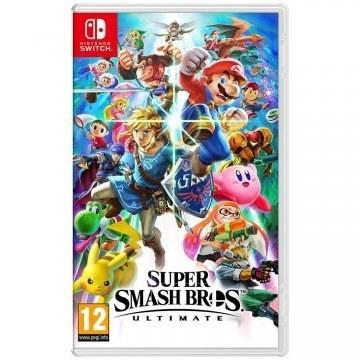 تصویر خرید Super Smash Bros - Ultimate - نینتندو سوییچ Super Smash Bros - Ultimate - Nintendo Switch