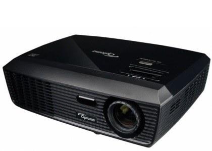 تصویر ویدئو پروژکتور اپتما مدل اس 300 ویدئو پروژکتور اپتما S300 DLP Video Projector