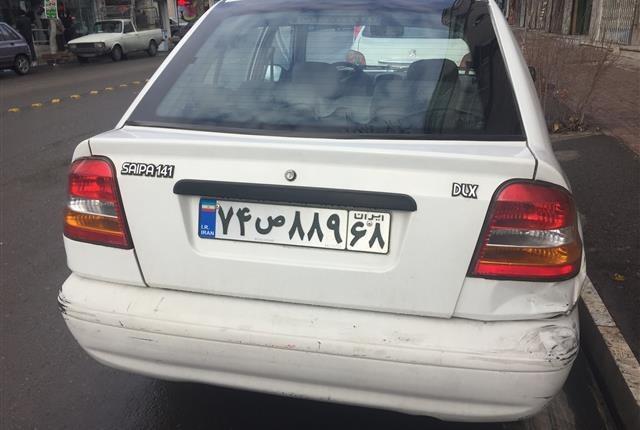 خودرو سایپا، پراید 141، 1387