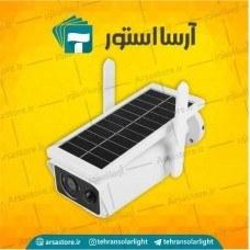 تصویر دوربین خورشیدی دو مگا پیکسل