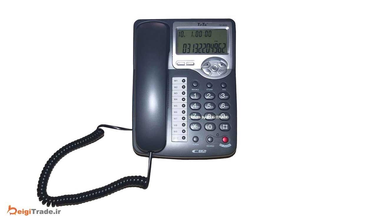 main images تلفن رومیزی تیپ تل مدل TipTel Phone Tip-8840