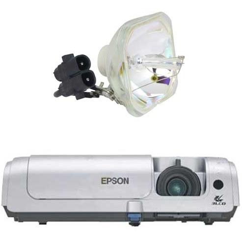 تصویر لامپ ویدئو پروژکتور Epson مدل  Powerlite S4