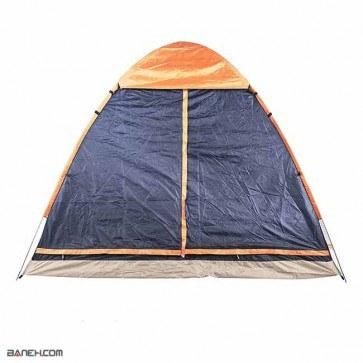 چادر مسافرتی میله ای برزنتی 10 نفره Travel Tent | Travel Tent For 10 Person
