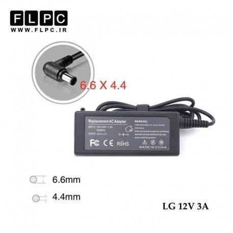 آداپتور مانیتور ال جی LG Monitor Adaptor 12V 3A