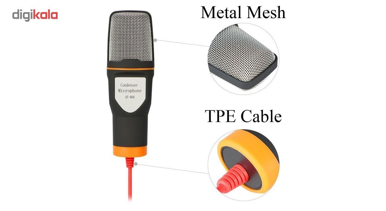 img میکروفن یانمای Yanmai SF-666 Microphone