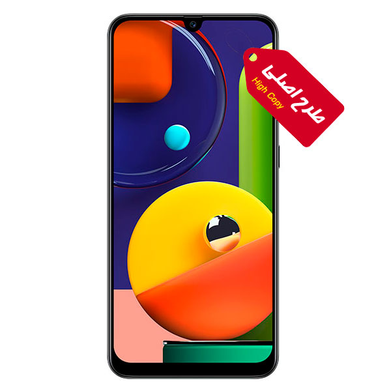 main images گوشی موبایل طرح اصلی سامسونگ مدل Galaxy A50s High Copy Samsung Galaxy A50s