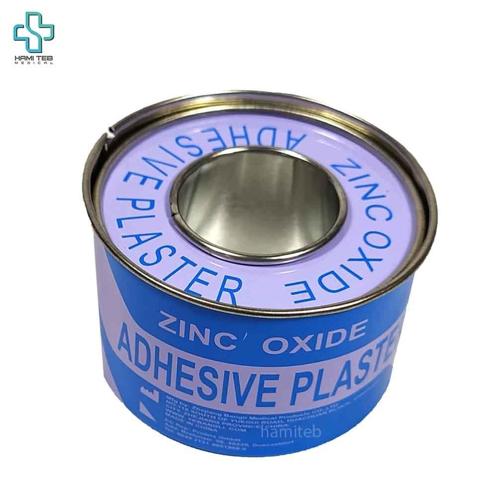 تصویر چسب لوکوپلاست زینک اکساید 2.5cm*5m