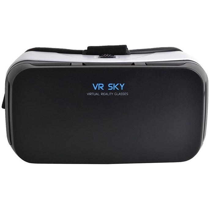 تصویر هدست واقعيت مجازي مدل VR SKY ا VR SKY Virtual Reality Headset VR SKY Virtual Reality Headset