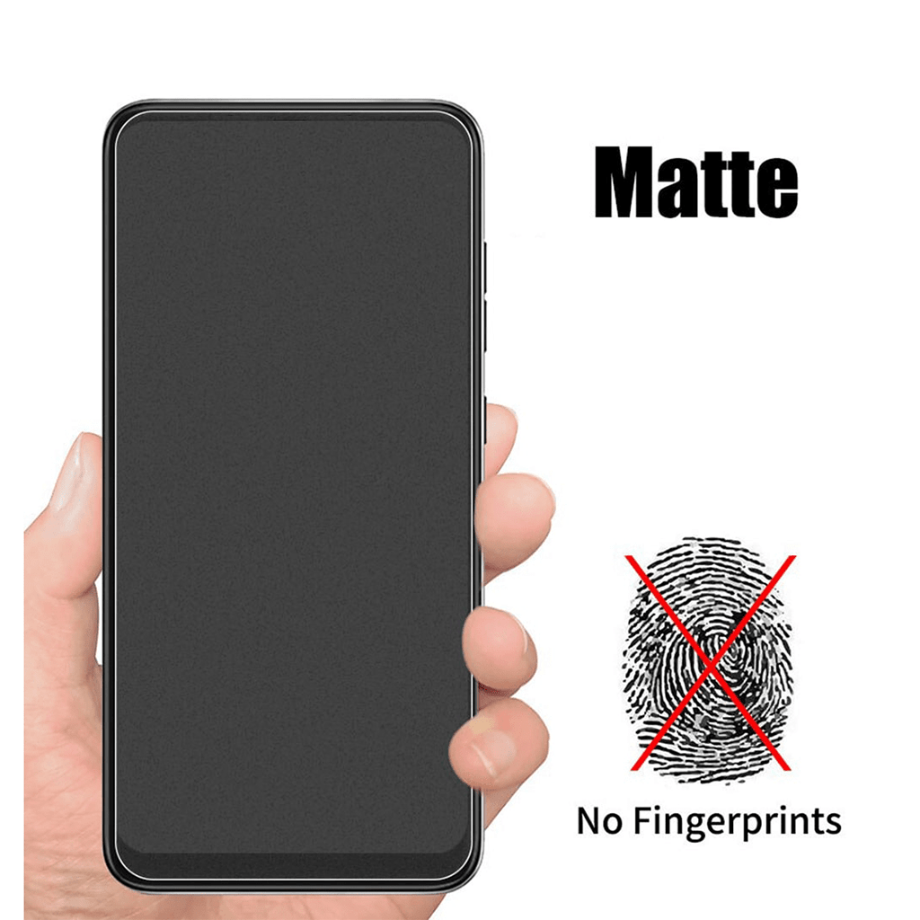 گلس سرامیکی مات گوشی هواوی مدل Mate 10 Lite