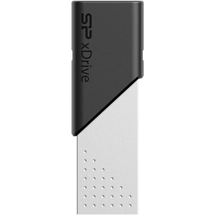 تصویر فلش مموری سیلیکون پاور مدل SP Drive Z50 ظرفیت 16 گیگابایت