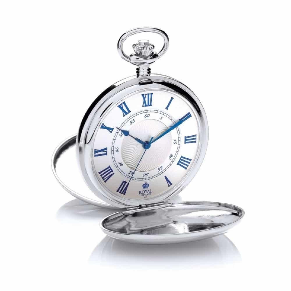 تصویر ساعت جیبی مردانه رویال لندن RL-90050-01
