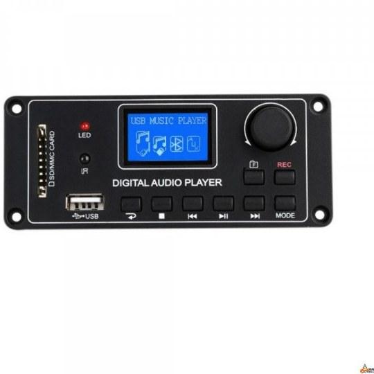 تصویر برد یا ماژول فلشخور TENDA - بلوتوثدار - فولدردار - نمایشگر LCD TFT