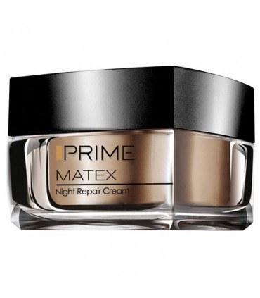 تصویر کرم شب پریم ا Prime Matex Night Repair Cream 50 ml Prime Matex Night Repair Cream 50 ml