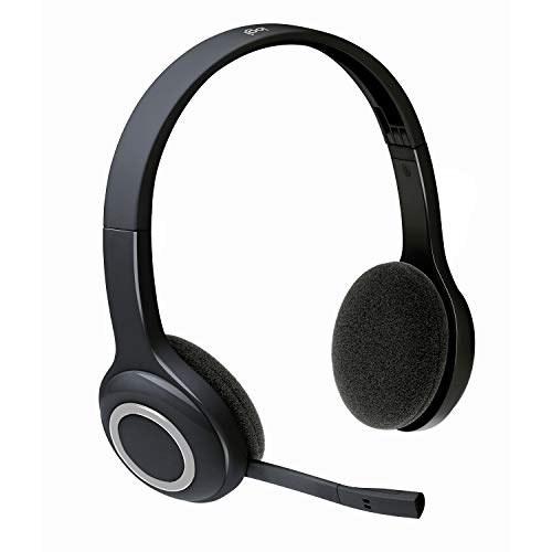 تصویر Logitech H600 Wireless Headset هدست بیسیم لاجیتک اچ ۶۰۰
