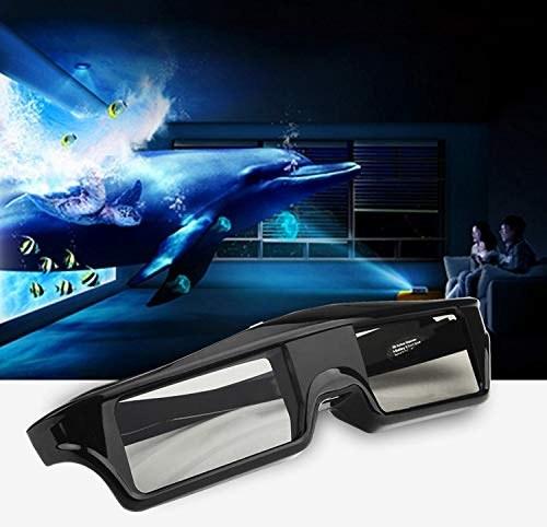 عینک شاتر شیشه ای بلوتوث فعال 3D 3D برای تلویزیون سامسونگ Panasonic TV TDG-BT500A TDG-BT400A Epson Projector عینک RF 3D