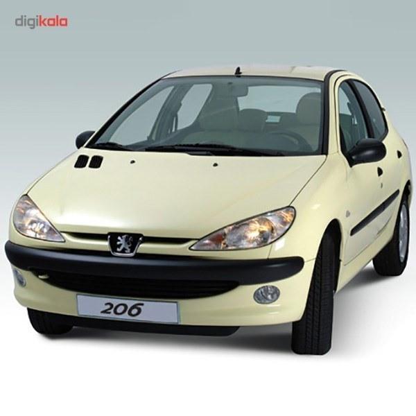 عکس خودرو پژو 206 تیپ 3 دنده ای سال 1390 Peugeot 206 Trim 3 1390 MT خودرو-پژو-206-تیپ-3-دنده-ای-سال-1390 27