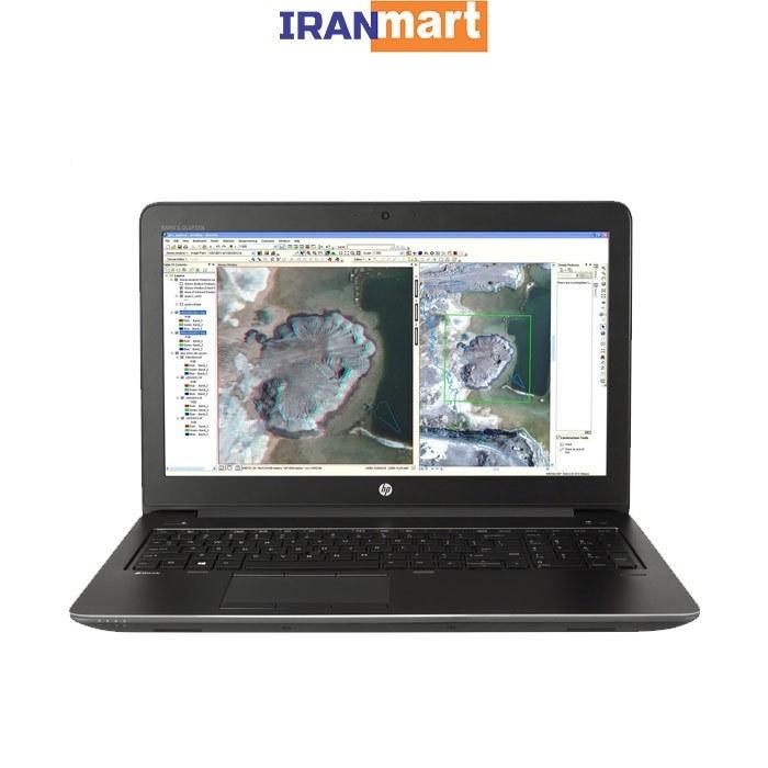 تصویر لپ تاپ اچ پی مدل HP ZBook 15 G3 - i7 16G 512GSSD 2G
