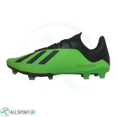 کفش فوتبال آدیداس ایکس طرح اصلی سبز مشکی Adidas X