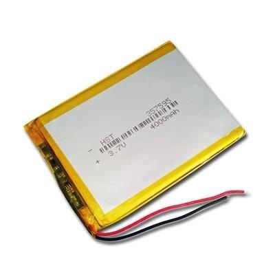تصویر باتری تبلت چینی مدل 4000