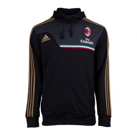 هودی مردانه آدیداس آث میلان Adidas AC Milan 2013-14 Hoodie Sweat Top G73030