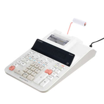 تصویر ماشین حساب کاسیو مدل Heavy-Duty DR-240R Casio Heavy-Duty DR-240R Calculator