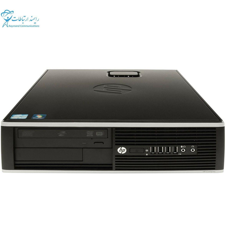 تصویر مینی کیس اچ پی نسل چهار HP Compaq 8200 Elite Small Core I5 HP MINICASE ELITEDESK 600-800-G1-I5-G4