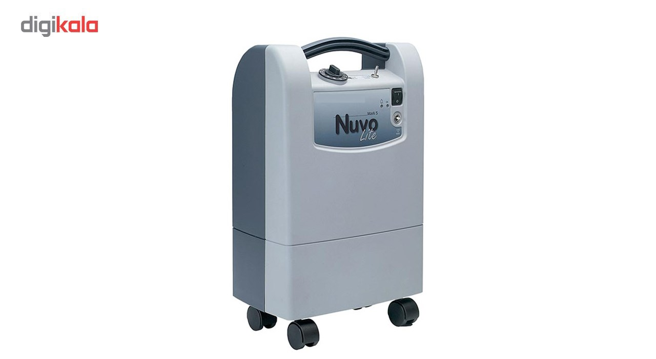 img اکسیژن ساز نایدک Nidek nuvo lite Nidek nuvo lite oxygen concentrator