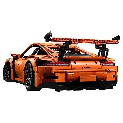 ماشین اسباب بازی مسابقه ای پورشه LEGO مدل 911 GT3 RS  