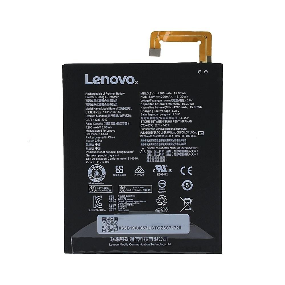 image باتری اصلی تبلت لنوو Lenovo Tab S8