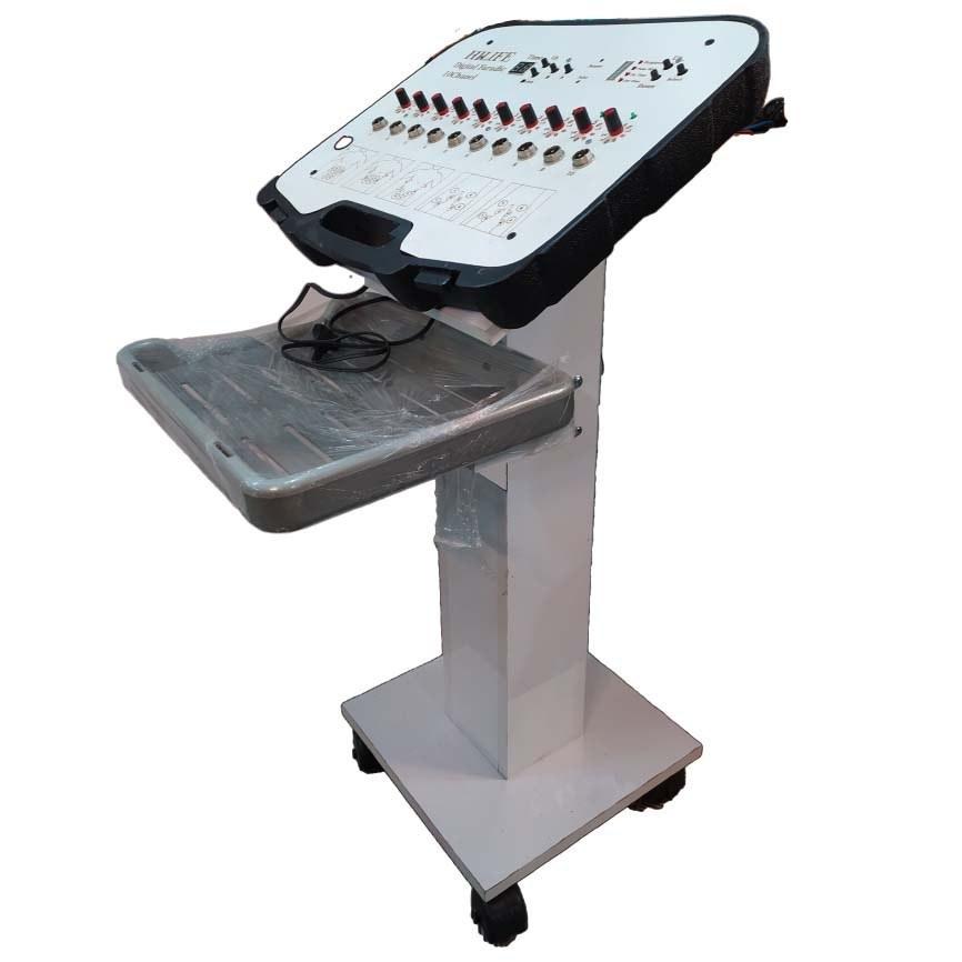 تصویر دستگاه لاغری فارادیک 20 پد باشگاهی،دیجیتالی و قابل برنامه ریزی