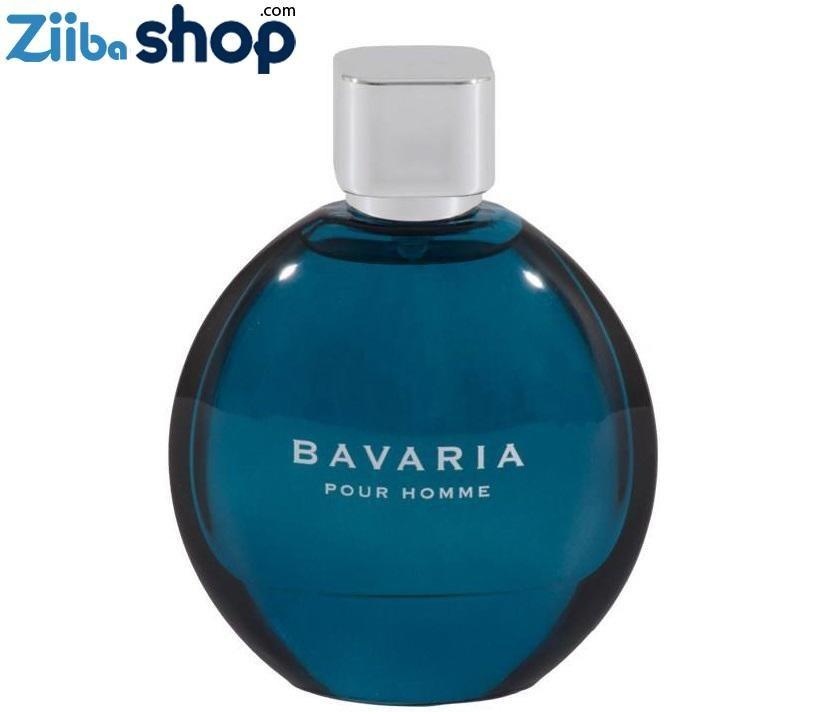 عطر مردانه بولگاری پور هوم فراگرنس ورد باواریا پور هوم (Bavaria Pour Homme) حجم 100 میل