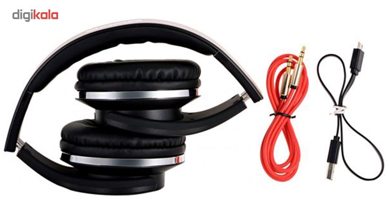 تصویر هدفون بلوتوث سودو مدل MH1 SODO MH1 Bluetooth Headphone
