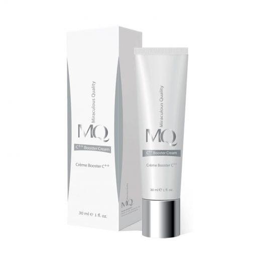 تصویر کرم بوستر ضدچروک و روشن کننده ویتامین c ام کیو – MQ ا MQ C Booster Cream MQ C Booster Cream