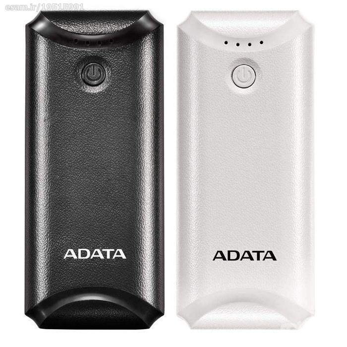 تصویر پاوربانک ای دیتا مدل P5000 ظرفیت 5000 میلی آمپر ساعت ADATA P5000 5000mAh Power Bank